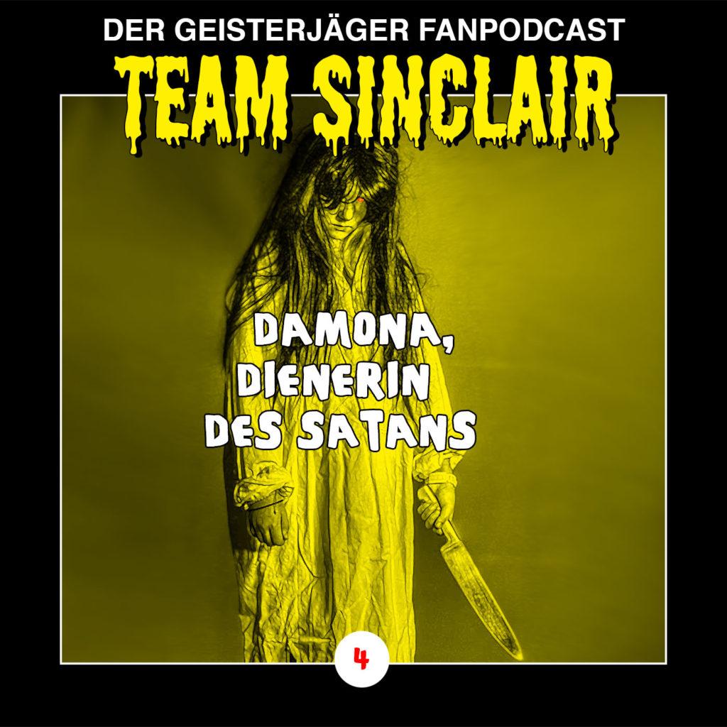 TSP #4: Damona, Dienerin des Satans